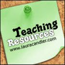 Laura Candler's Blog.  Lots of great math stuff!