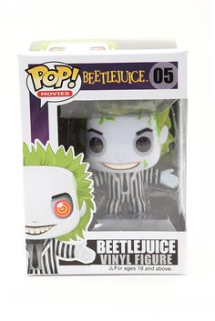 Funko POP! Movies Beetlejuice