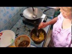 ตำมะม่วง Mango salad สูตรสาวอีสานบ้านทุ่ง
