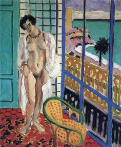 Nude /    Henri Matisse