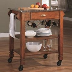 Another beautiful kitchen cart for your #home#design #home