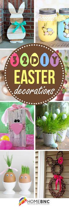 DIY Easter Crafts