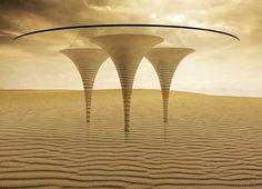 The world, indeed, is like a dream and the treasures of the world are an alluring mirage (Hindu Prince Gautama Siddharta, the founder of Buddhism, 563-483 B.C.) #matrixsummerdream http://www.matrixinternational.it/it/prodotti/tavoli/brass  #MatrixInWonderland #desert #siddharta #sand #brasstable #surreal
