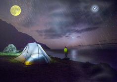 5 best places for stargazing in the world Get Outdoors, The Great Outdoors, Old Farmers Almanac, Counting Stars, Tent Sale, Abundant Life, Big Challenge, Rise Above