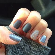 Nail Idea...Thanks Manino :)