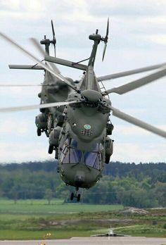 vojenska helikoptera