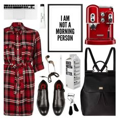 """""""Morning"""" by pastelneon ❤ liked on Polyvore featuring Dolce&Gabbana, KitchenAid, River Island, Eyeko, Bobbi Brown Cosmetics and Forever 21"""