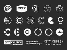 The Best Church Logos of February 2016 Typography Logo, Logo Branding, Lettering, C Logo, Branding Process, Church Graphic Design, Church Design, Logo Maker, Church Logo
