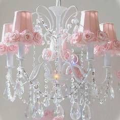 pink shabby chic craft rooms - Google Search