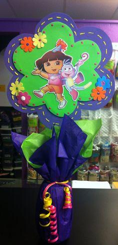 Dora Centerpiece.