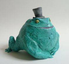 The Top Hat Toad