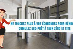 Financez vos travaux avec l'éco-prêt à taux zéro