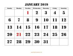 Free May 2019 Printable Calendar Templates Pdf Word Excel