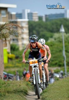 2013 The Hague - Kijkduin ITU Cross Triathlon World Championships