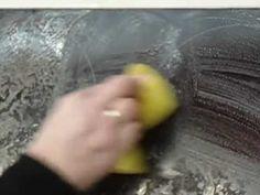 Wiro Reinigingssteen demo keramische kookplaat majoorbussum