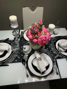 Dining Area, Table Settings, Place Settings, Tablescapes
