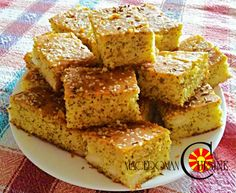 Proja is Macedonian salty cake made of corn flour. It's also widely prepared all over Balkan countries. It used to be very popular during po...