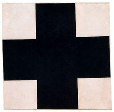 Black Cross — Kazimir Malevich
