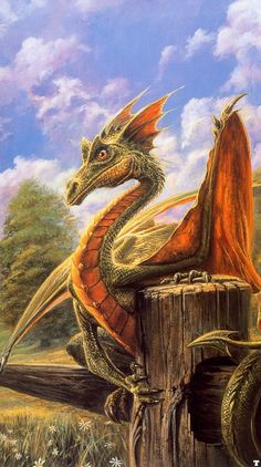 Bob Eggleton   Dragonslayer-Network