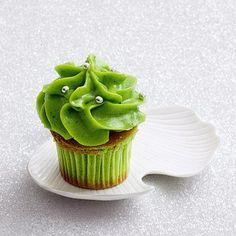Recette de Cupcakes à la pistache par le spécialiste du cupcake Berko