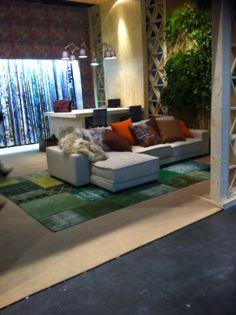 #textilhogar, #valencia #stand #design by Amalia Vañó -disseny d'interiors-