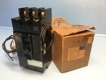 NEW Westinghouse F3010 10A AB De-Ion Circuit Breaker 600V w/ Aux & UV 10 Amp NIB (EM1630-1)
