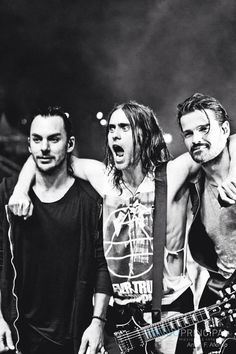 Jared Shannon and Tomo