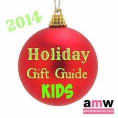 Best Gifts for Kids Holidays 2014 Holiday 2014, Holiday Gift Guide, Christmas Bulbs, Christmas Decorations, Holiday Decor, Cool Gifts For Kids, Holidays With Kids, Best Gifts, Activities