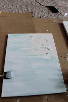 easy art tutorial. Ez tényleg egyszerűnek és szépnek tűnik, még egy kis arany kiegészítés és olyan amilyenre gondoltam.