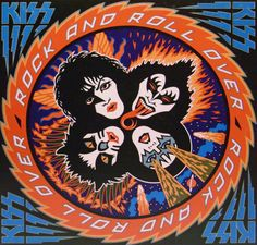 KISS - Rock & Roll Over