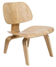 Replica LCW Chair natural Finish The LCW Style Lounge Chair is a high quality reproduction in the style of the original design. Prices from £89.99 http://www.lakeland-furniture.co.uk/lcw-natural.html