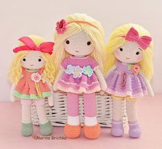 Toys by Marina Brichka