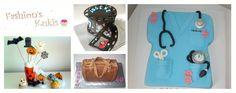 FASHION´S KUKIS  realizan tartas, galletas y cupcakes, totalmente personalizados.