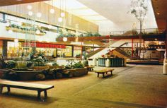 Southdale Shopping Mall Edina MN Garden Court | Flickr - Photo Sharing!
