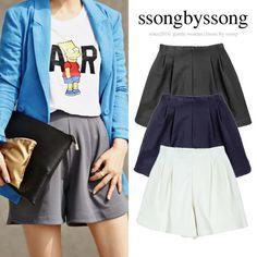 Homard Flare Dress Shorts