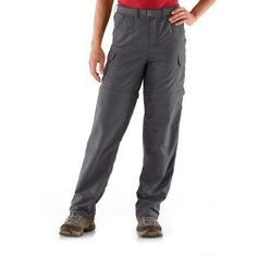 REI Sahara Convertible Pants with No-Sit Zips - Women's Petite For the trip to Africa
