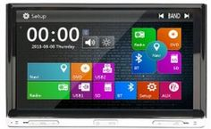 Autoradio 2 DIN DVD GPS Bluetooth Android au meilleur prix - Player Top