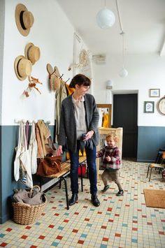 Mymy Cracra, blog déco, créa, lifestyle à Nantes: {Déco} Bienvenue chez Aurélie Lécuyer ♥
