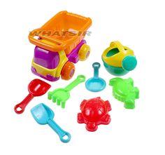 #SandPlay Set 9.6inch Truck #Sandbox Outdoor Water Play Kids Toys #Whatsir