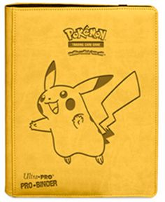 New product added on www.thegamescorner.com.au:  ULTRA PRO - Poké...  Have a look here!  http://www.thegamescorner.com.au/products/ultra-pro-pokemon-pikachu-9-pocket-premium-pro-binder?utm_campaign=social_autopilot&utm_source=pin&utm_medium=pin