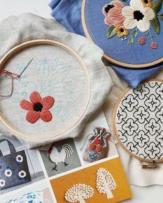 Искусство вышивки от Caitlin Benson. Обсуждение на LiveInternet - Российский Сервис Онлайн-Дневников
