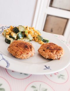 Tempeh Patties #MeatlessMonday