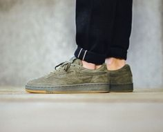 RELEASE REMINDER: The Reebok Club C 85 TG X Kendrick Lamar will be available 1 FEB instore & online ...