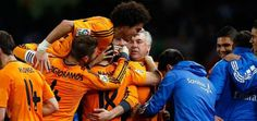 Real Madrid trashes Real Sociedad , keep a chance on title Real Madrid, Schedule, Wrestling, News, Sports, Timeline, Sport