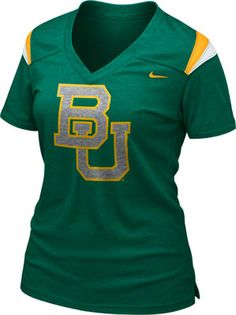 this is so me.... is that sparkle on the BU? #sicem #Baylor