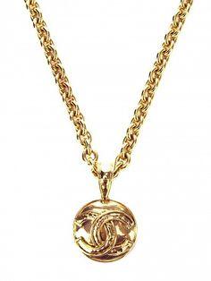 CHANEL VINTAGE #Chanel #Vintage #Necklace by Chanel Vintage