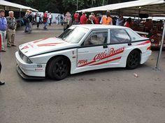 Alfa Romeo 75 IMSA