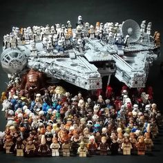 There are lots of LEGO space fans! Great photo from @starwarslegosuki. Double-tap Follow to get daily LEGO space themed MOCs Inspiration & Ideas @brickinspiredspace @brickinspiredspace @brickinspiredspace #legostagram #legominifigures #afol #legocity #legophotography #legoaddict #legolover #legobuilder #legogram #legocreator #lego #legoinstagram #legodaily #legophotographer #legofan #legophoto #legos #legoworld #legolove #legominifigure #legominifigureseries #legocollection #starwars #legoart #l Lego Stormtrooper, Happy Star Wars Day, Lego Boxes, Amazing Lego Creations, Lego Builder, Lego Worlds, Lego Photography, Lego Creator, Disney Memes
