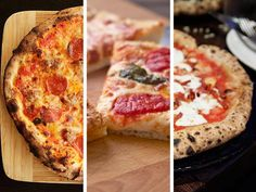Three pizza doughs to know: Neapolitan pizza dough, New York style pizza dough, and Square Pan pizza dough!