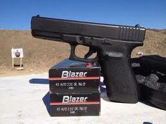 Glock 21 Gen4.